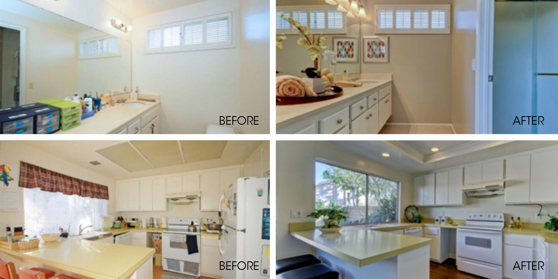 Staging Services offered by Mershon Realty
