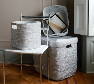 fashionable storage containers